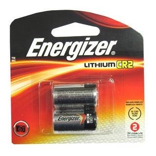 Energizer El1cr2bp2 Lithium Cr2 Batteries 2-pack