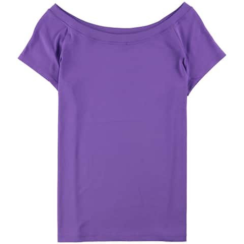 Ralph Lauren Womens Jasleen Basic T-Shirt