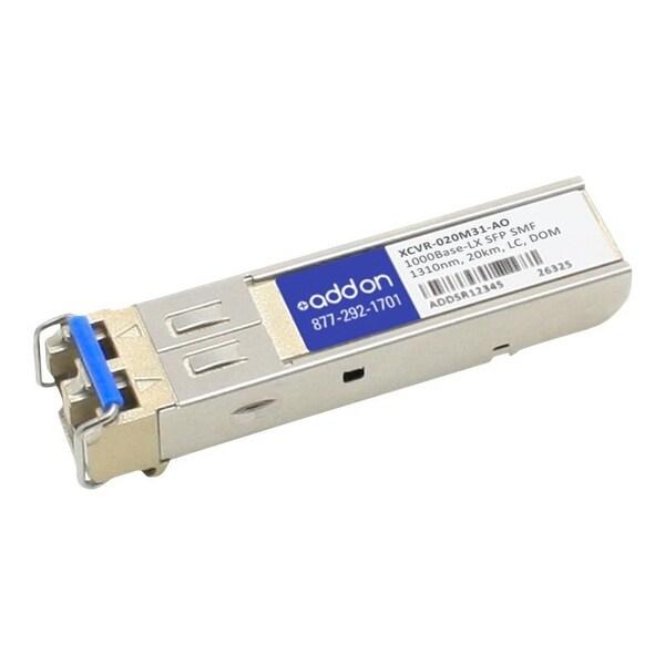 Addon Ciena Xcvr-020M31 Compatible 1000Base-Lx Sfp Transceiver (Smf 1310Nm 20K)