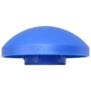 1 dia in. Trampoline Pole Cover Fits for Pole - Blue