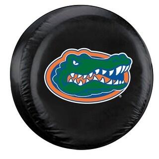 Florida Gators Black Tire Cover - Standard Size