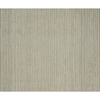 York Wallcoverings Y6130103 Reflections Pleated Texture Wallpaper - light green/cream/dark brown - N/A
