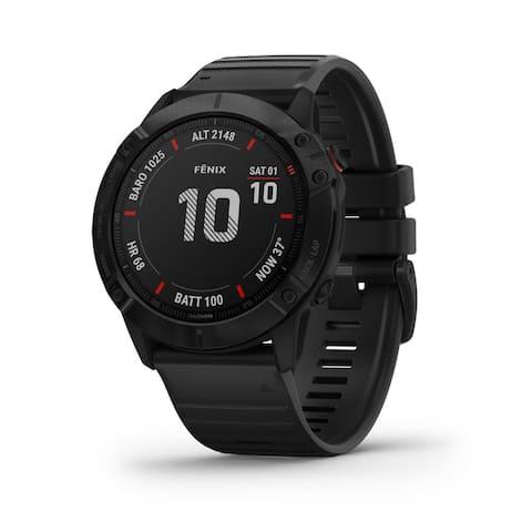 Fenix 6X Multisport GPS Watches