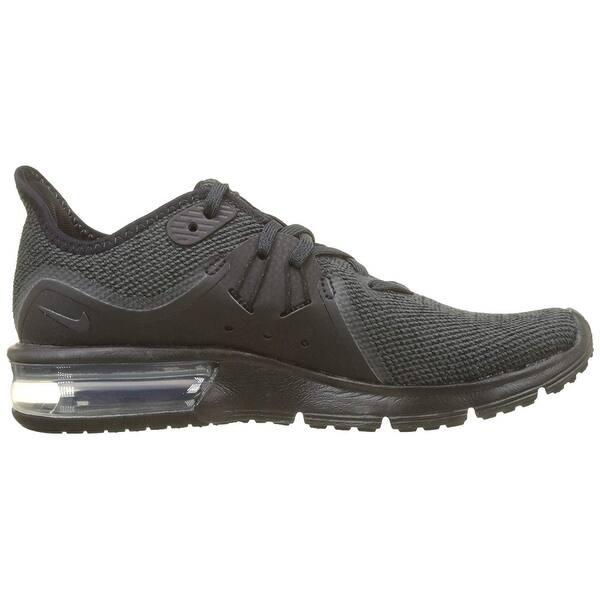 Hay una tendencia Velocidad supersónica reemplazar  Shop Nike Women's Air Max Sequent 3 Running Shoe - Overstock - 28795512