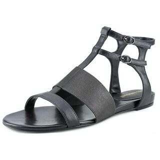 Enzo Angiolini Nyri Open Toe Leather Sandals