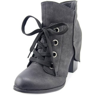 2 Lips Too Too Lash Women  Round Toe Synthetic  Ankle Boot