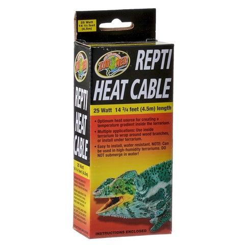 zm 14.75' 25w repti heat cable