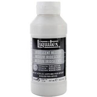 8oz - Liquitex Iridescent Acrylic Fluid Medium