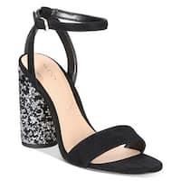Aldo Womens Rossena-98 Open Toe Special Occasion Slingback Sandals