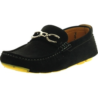 Arider Bruce-02 Mens Driving Moccasin Style Slip-On Loafer Shoes