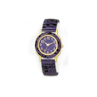 Link to Purple Stretch Band Watch Marble Dial Similar Items in Women's Watches