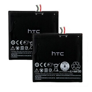 Battery for HTC B0PFH100 (2-Pack) Replacement Battery