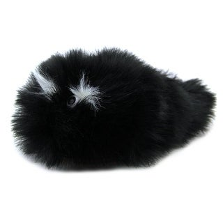 Steve Madden JSlumber Round Toe Faux Fur Slipper