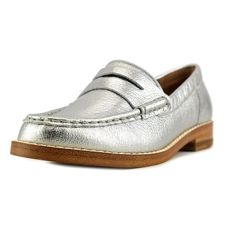 Kelsi Dagger Gabbywn Round Toe Leather Loafer