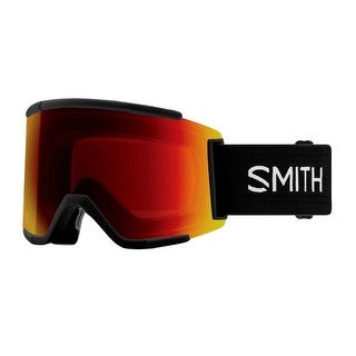 Smith Optics Goggles Adult Squad XL Cylindrical Series Carbonic-X