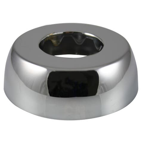 """Sloan 0306146 1-1/2"""" Spud Coupling Assembly for Exposed Flushometers - Chrome"""
