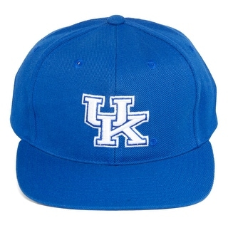 New Kentucky Wildcats College Adjustable Hat - Royal Blue