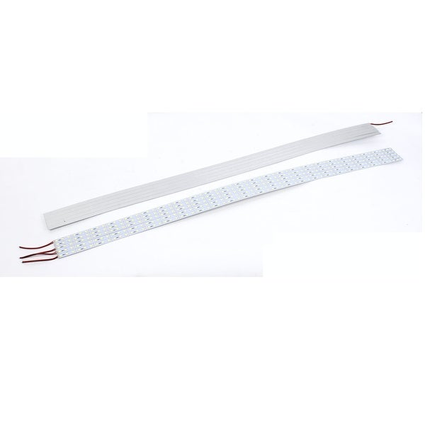 DC 12V Shopping Mall Cabinets SMD 5630 Pure White 72LED/M Hard Strip Light  10M