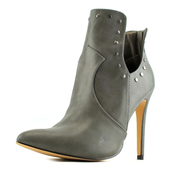 Michael Antonio Loops Pointed Toe Synthetic Bootie