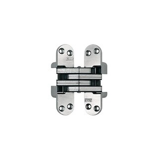 "Soss 218 4-5/8"" High Invisible Hinge for Heavy Duty"