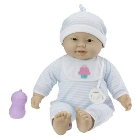 """Lovable 20"""" Asian Baby Designed by Berenguer"""