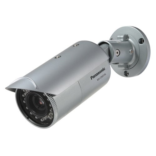 """Panasonic WV-CW314L Weather Resistant IR LED Day/Night Fixed Camera"""