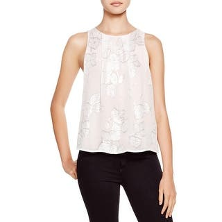 Joie Womens Kastra Blouse Silk Metallic https://ak1.ostkcdn.com/images/products/is/images/direct/41d4c72a85b2a12f474f82bca923360421bf8166/Joie-Womens-Kastra-Blouse-Silk-Metallic.jpg?impolicy=medium