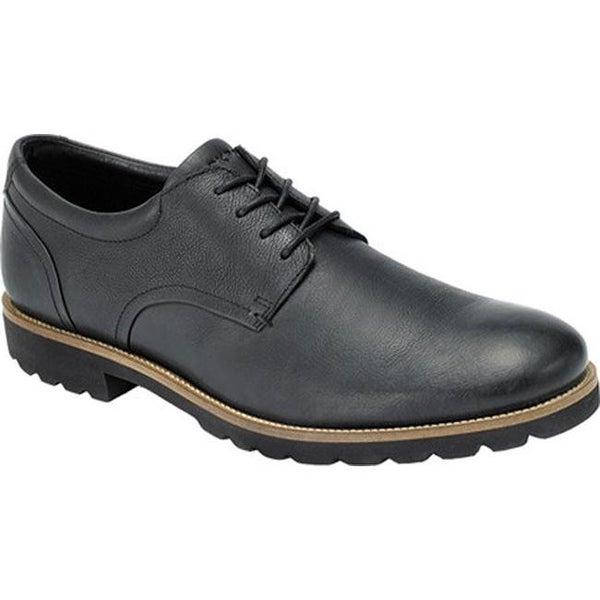 Sharp \u0026 Ready Colben Black Leather