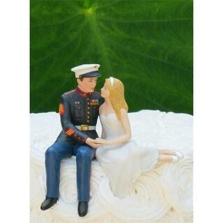 Magical Day B013KPMOPK Marine Wedding Cake Topper