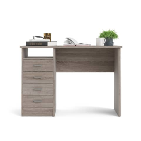 Porch & Den Skylar 4-drawer Desk
