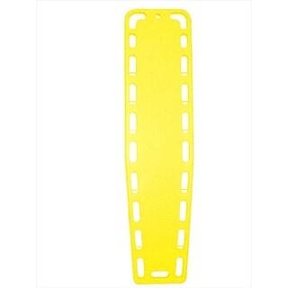 Kemp 10-993-YEL 18 In. Spineboard Yellow