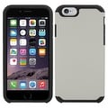 Insten Dual Layer Hybrid Rubberized Hard PC/ Silicone Case Cover for Apple iPhone 5/ 5S/ SE - Thumbnail 4