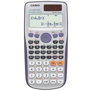 Casio - Fx-115Esplus - Scientific Calc 417 Function
