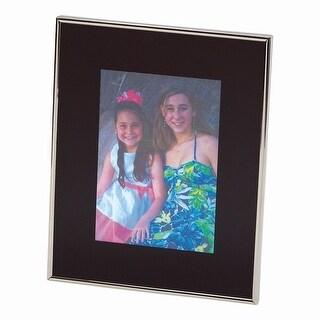"5"" x 7"" Rectangular Brown Bordered Photo Frame - other-frame-size"