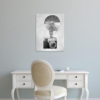 Easy Art Prints Alan Blaustein's 'Retro Point & Shoot #17' Premium Canvas Art