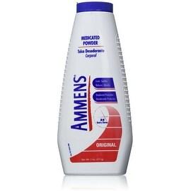 Ammens Medicated Powder Original 11 oz