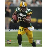 a5b1d4429 Shop Ryan Grant Green Bay Packers Autographed Jersey Frame - Free ...
