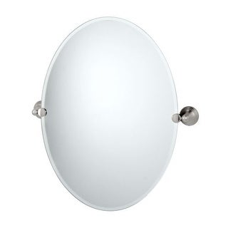 Gatco GC4369 Oval Mirror from the Charlotte Series