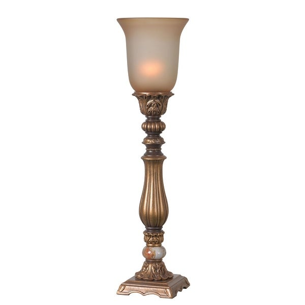 Bach 26-inch Table Torchiere. Opens flyout.