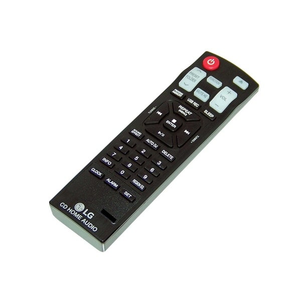 OEM LG Remote Control Originally Shipped With: CM4550, CM4550FB