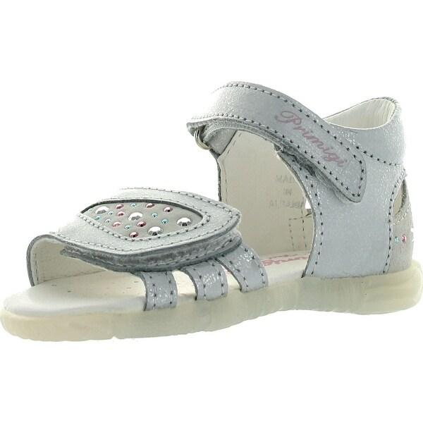 Primigi Girls Mindy Fashion Sandals - Silver