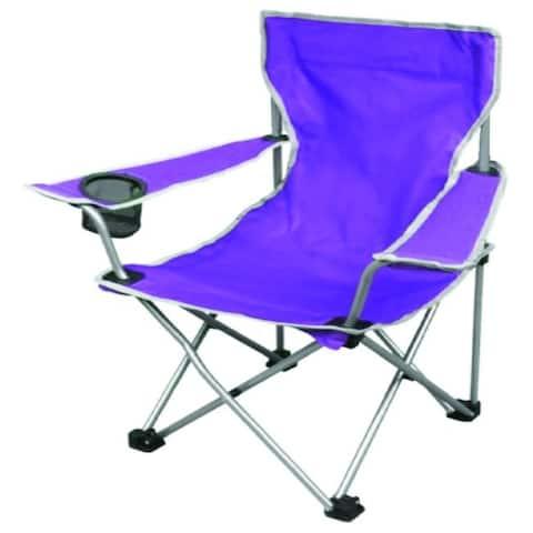 Quik Shade Purple Kid's Chair