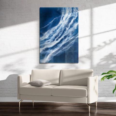 DEEP BLUE SEA Art on Acrylic by Kavka Designs
