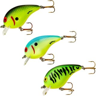 Bomber Square A 1/4 oz Fishing Lure