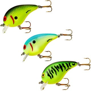 Bomber Square A 1/4 oz Fishing Lure (2 options available)