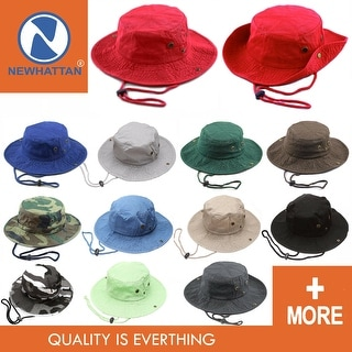 Link to Men Women Boonie hat Cotton Wide Brim Foldable Double-Sided Outdoor Similar Items in Dresses