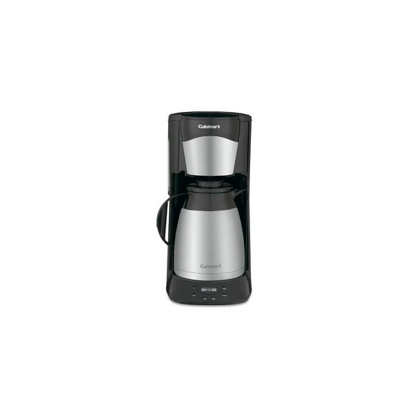 Cuisinart DTC-975BKN Programmable Therml Perp Coffeemkr Blk Nic