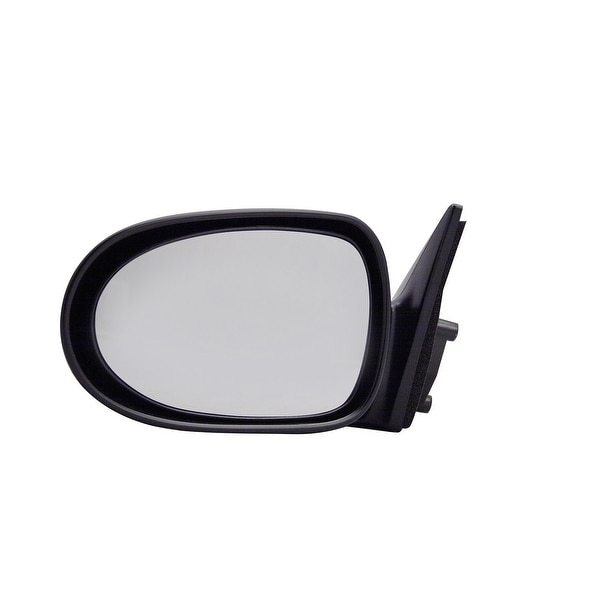 Pilot Automotive DT2709410 Nissan Sentra Black Manual Replacement Side Mirror