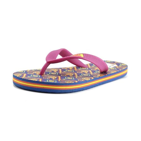 f56108634375de Shop DC Shoes Spray Graffik Open Toe Synthetic Flip Flop Sandal ...
