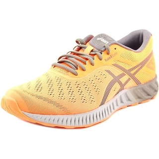 Asics FuzeX Lyte Round Toe Synthetic Sneakers